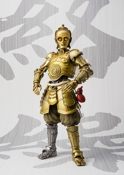 Bandai Meisho Movie Realization TRANSLATION MECHANISM C-3PO