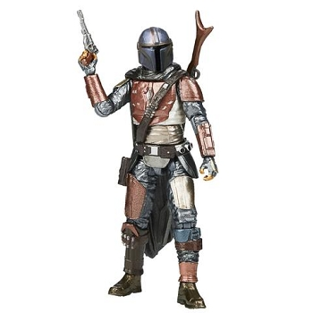 Star Wars Vintage Collection THE MANDALORIAN (Carbonized)