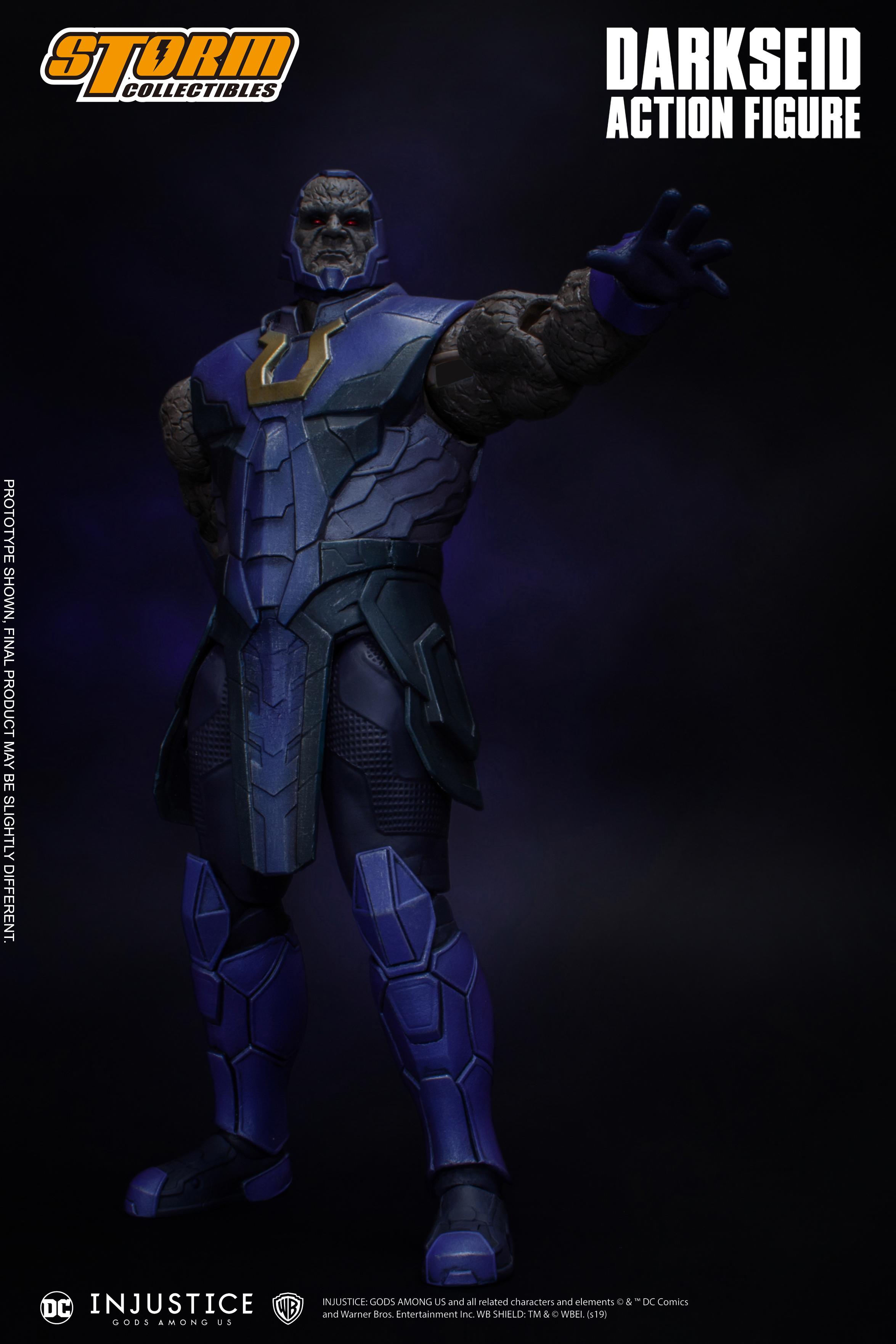 seller DC Injustice Gods Among Us Darkseid Storm Collectibles U.S