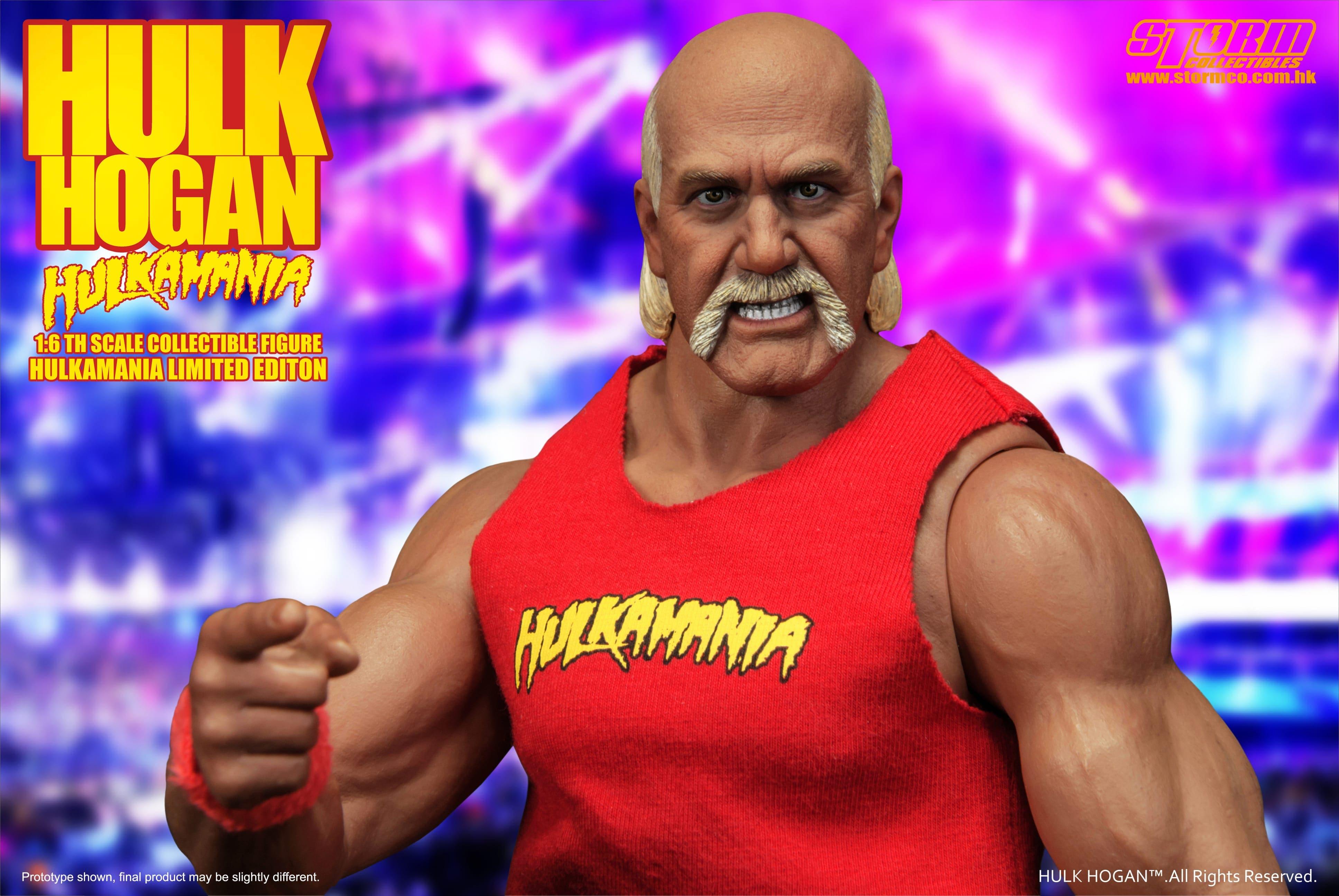 Hulk hogan belt-4596