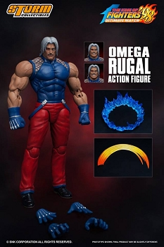 Storm Collectibles King of Fighters OMEGA RUGAL