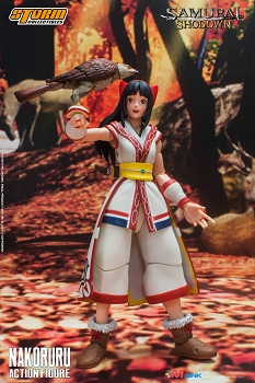 Storm Collectibles Samurai Showdown NAKORURU