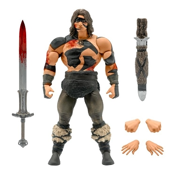 Super7 Conan The Barbarian Ultimates - CONAN (War Paint)