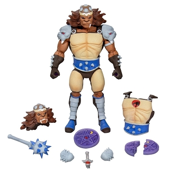 Super7 Thundercats Ultimates GRUNE the DESTROYER