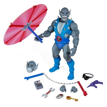 Super7 Thundercats Ultimates PANTHRO (Variant)
