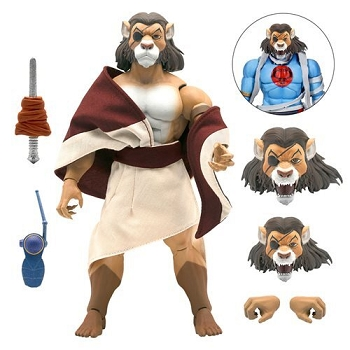 Super7 Thundercats Ultimates PUMM-RA