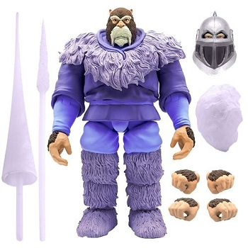 Super7 Thundercats Ultimates SNOWMAN of Hook Mountain