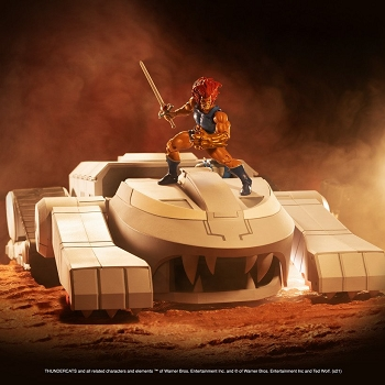 Super7 Thundercats Ultimates THUNDERTANK