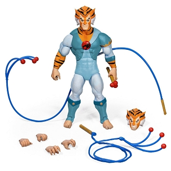 Super7 Thundercats Ultimates TYGRA