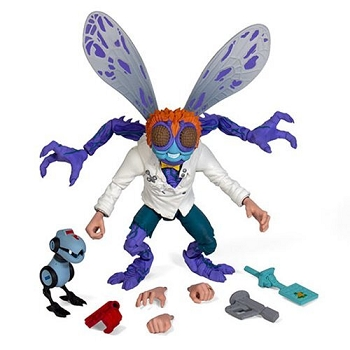 Super7 TMNT Ultimates BAXTER