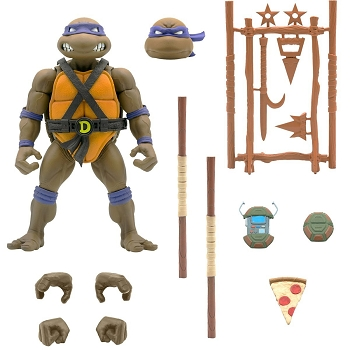 Super7 TMNT Ultimates DONATELLO