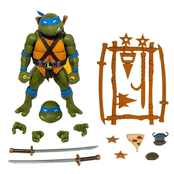 Super7 TMNT Ultimates LEONARDO