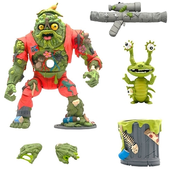 Super7 TMNT Ultimates MUCKMAN