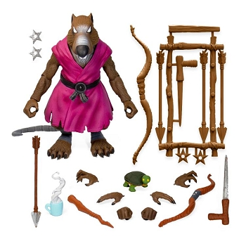 Super7 TMNT Ultimates SPLINTER (Variant)