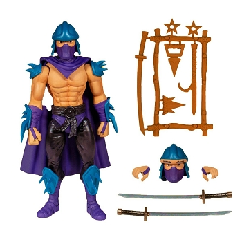 Super7 TMNT Ultimates SHREDDER