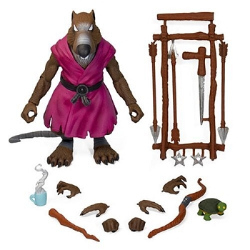 Super7 TMNT Ultimates SPLINTER