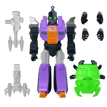 Super7 Transformers Ultimates BOMBSHELL