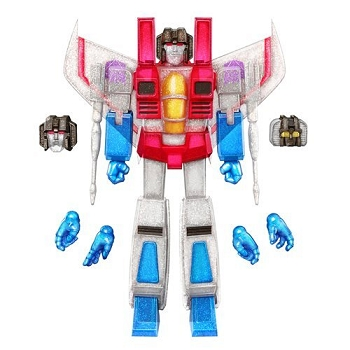 Super7 Transformers Ultimates GHOST of STARSCREAM