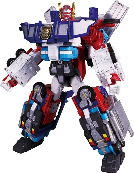 Takara Encore GOD FIRE CONVOY