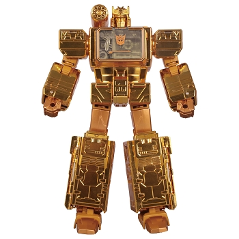 Takara Transformers 35th Anniversary - The Golden Lagoon SOUNDWAVE
