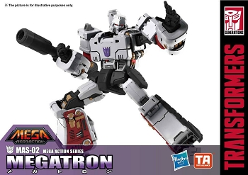Toys Alliance Mega Action Series MAS-02 MEGATRON