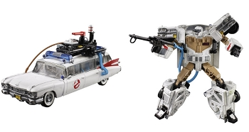 Transformers Ghostbusters Mash-Up – Ecto-1 ECTOTRON (2020 Release)