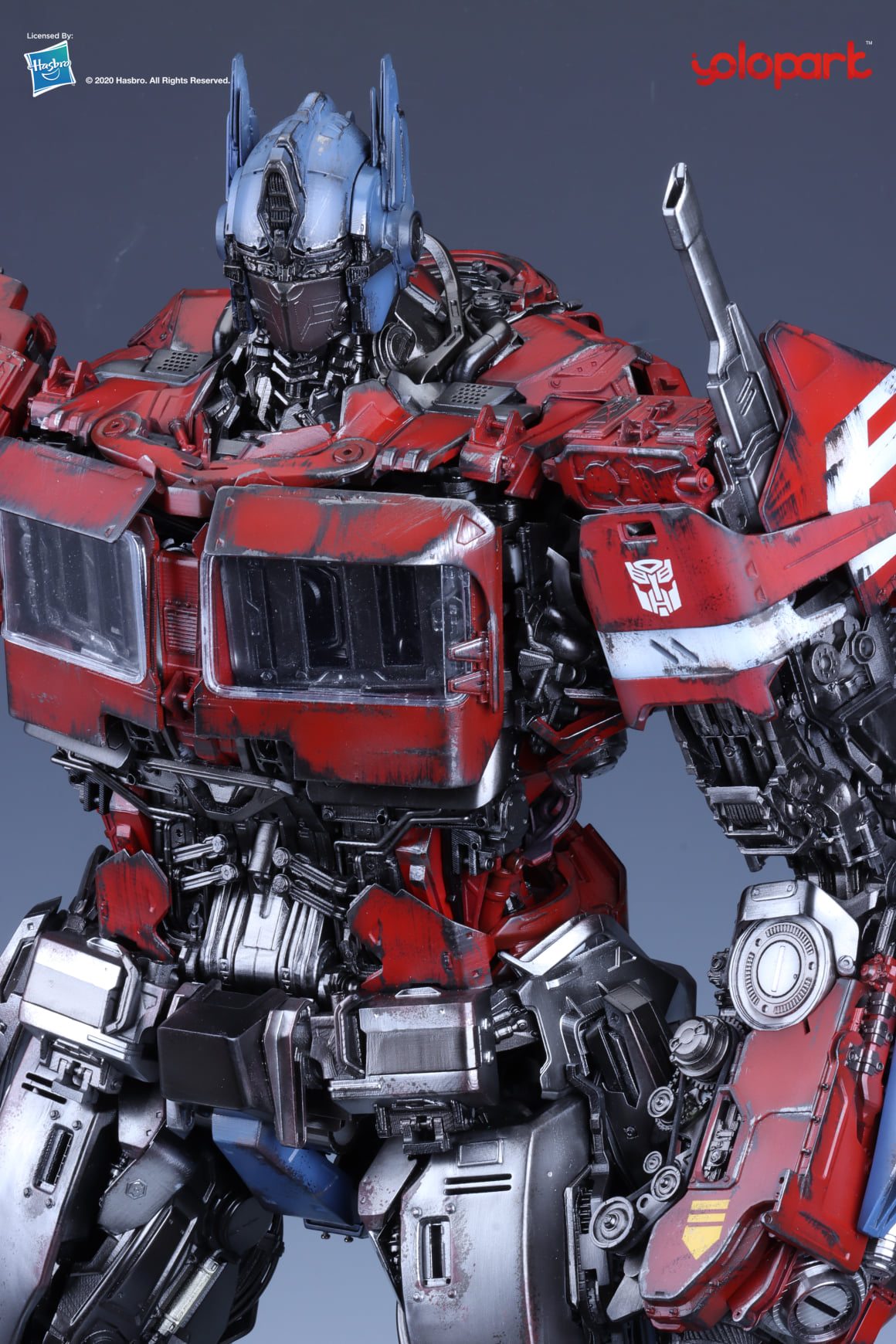 Transformers And Other: DOTM Leader Class Sentinel Prime