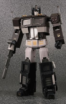 Takara Tomy - Masterpiece MP-04S CONVOY (Sleep Mode)