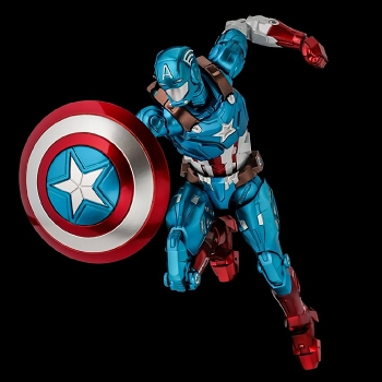 SEN-TI-NEL  Fighting Armor CAPTAIN AMERICA