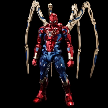 SEN-TI-NEL  Fighting Armor IRON SPIDER