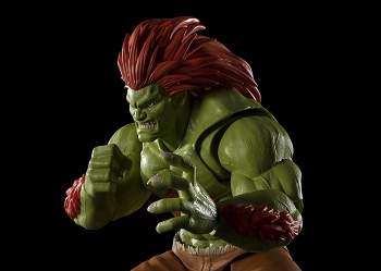 S.H. Figuarts Street Fighter BLANKA