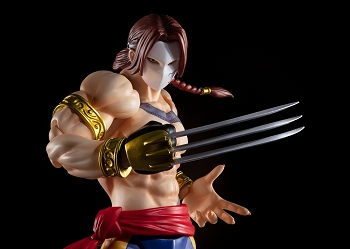 S.H. Figuarts Street Fighter VEGA