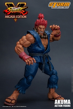 Storm Collectibles Street Fighter AKUMA (NOSTALGIA EDITION)