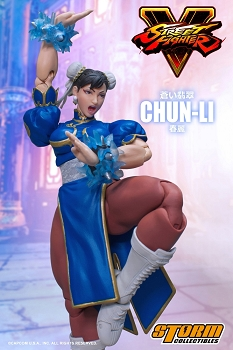 Storm Collectibles Street Fighter CHUN-LI
