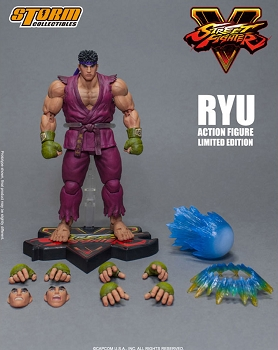 Storm Collectibles Street Fighter RYU (Limited Edition)