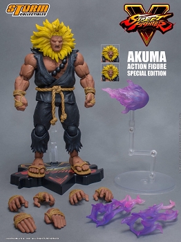 Storm Collectibles Street Fighter AKUMA (SPECIAL EDITION)