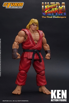 Storm Collectibles Ultra Street Fighter II KEN