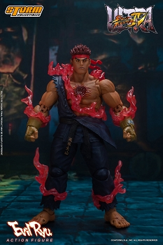 Storm Collectibles Ultra Street Fighter 4 EVIL RYU