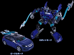 Takara Age of Extinction Movie Advance Deluxe Class JOLT
