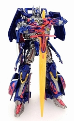 Takara Age of Extinction ULTIMATE POWER MODE OPTIMUS PRIME