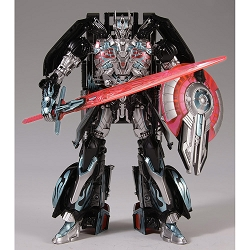Takara Lost Age Black Knight Optimus Prime