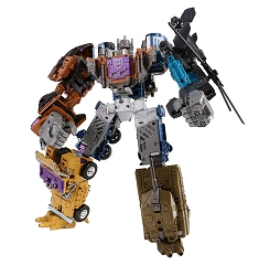 Takara Transformers Unite Warriors - UW-07 BRUTICUS