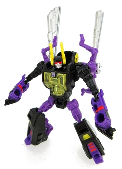 Takara Tomy Legends LG-47 KICKBACK & CROWBAR