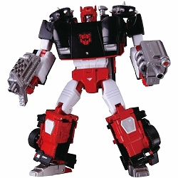 Takara Tomy - Masterpiece MP-12G - SIDESWIPE (G2 VERSION)