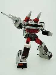 Takara Tomy Masterpiece MP-18S SILVERSTREAK w/Coin