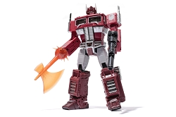 Takara Tomy - Masterpiece MP-10R CONVOY (BAPE RED CAMO VER)