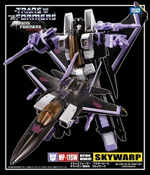 Masterpiece MP-11SW SKYWARP