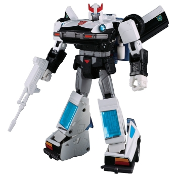 Hasbro / Takara Masterpiece PROWL MP-17+ (Anime Colors)