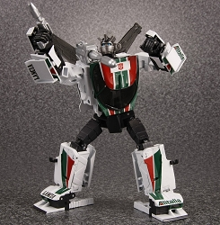 Takara Tomy Masterpiece MP-20 - WHEELJACK (Reissue) w/Coin