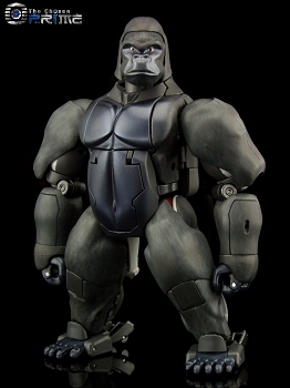 Takara Masterpiece MP-32 BEAST CONVOY / OPTIMUS PRIMAL (Chain Mace included)